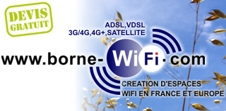 Borne wifi pour tous