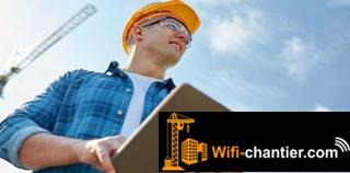 wifi BTP Chantiers